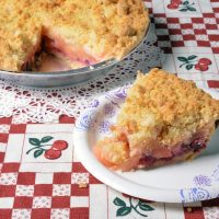 lakeshore berry crumb