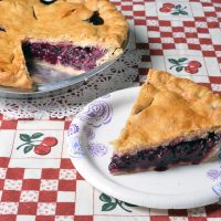 naturally blueberry pastry
